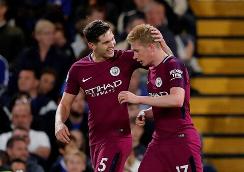 Man City 1-0 Chelsea De Bruyne stunner sinks champions