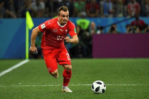OFFICIAL: Liverpool sign Switzerland international Xherdan Shaqiri for reported £13.5m