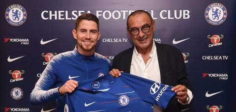 BREAKING: Chelsea sign Napoli midfielder Jorginho for reported £57m