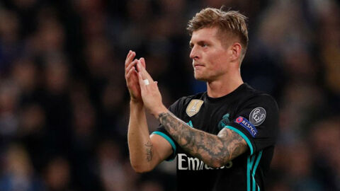 Real Madrid's Kroos will have his own movie in 2019