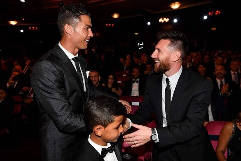 Messi: I don't know if Cristiano Ronaldo and I can ever be friends