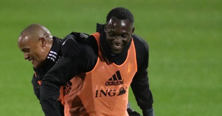 Lukaku: It's not easy with Henry as Belgium coach