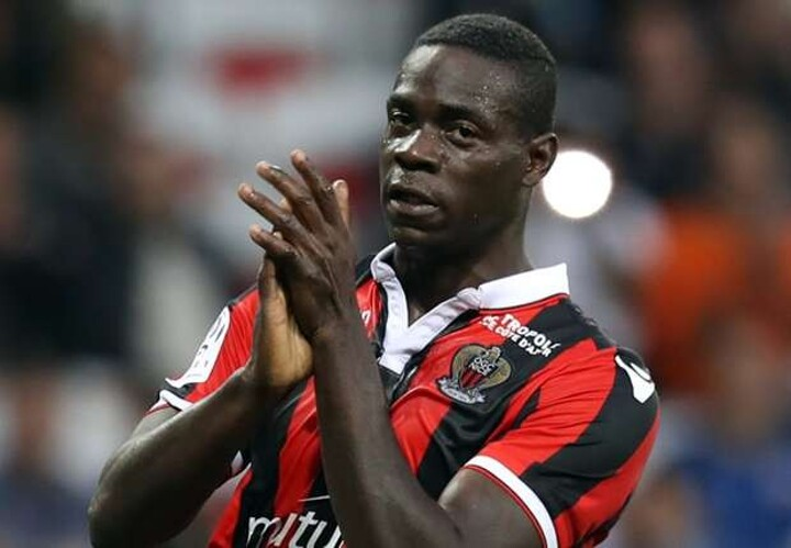 Balotelli: The Nice fans are the best I've