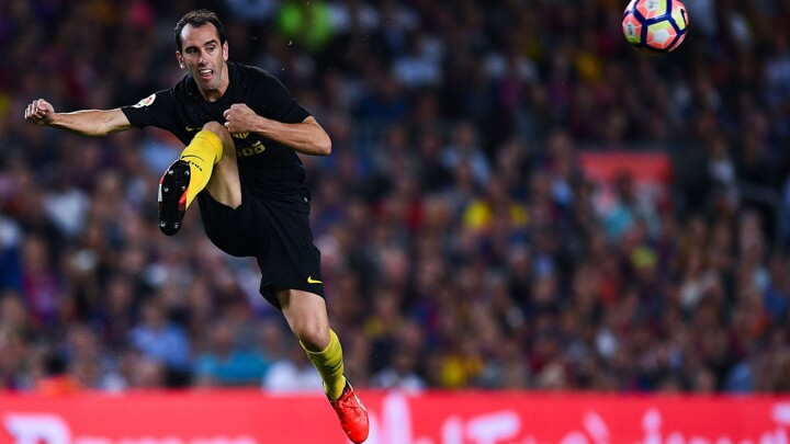 Godin: We're with Simeone until the death