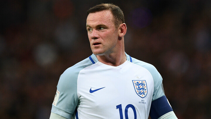 Rooney to start for England against Scotland