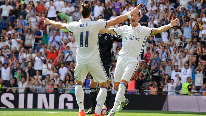 Bale is Ronaldo's heir at Real Madrid – Carvajal