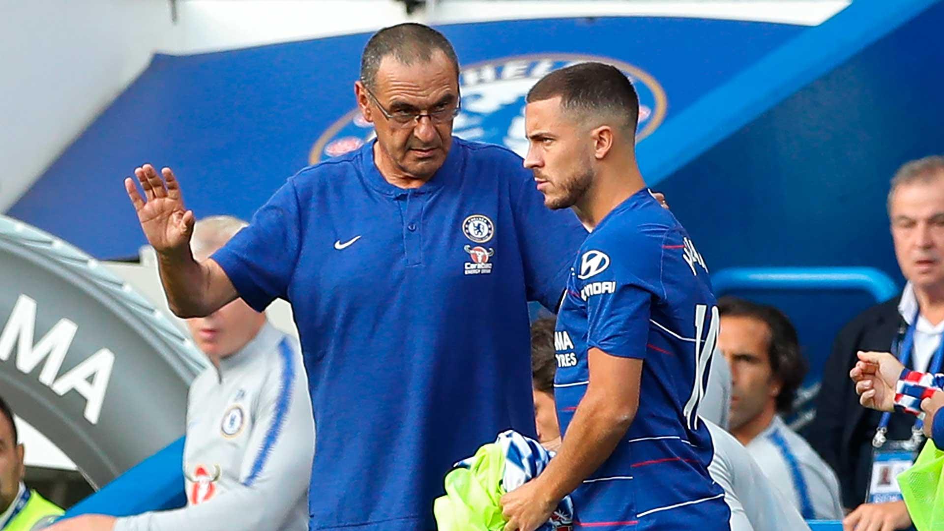 Sarri: I may give up smoking at Chelsea — All Football App