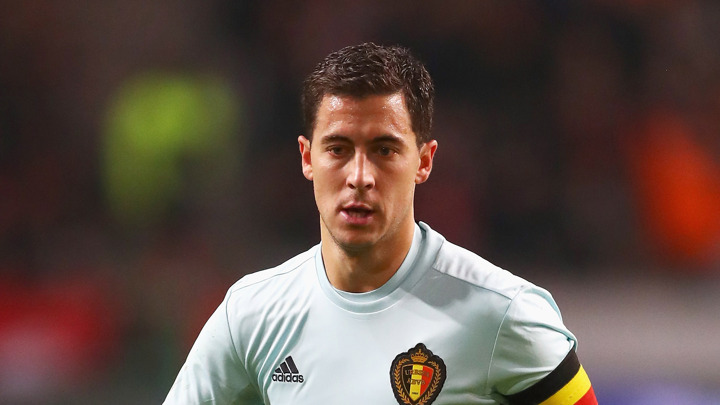 Hazard hails hero Thierry Henry as inspiring Belgium coach