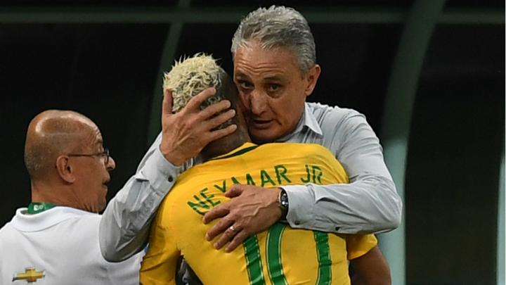 Tite is similar to Guardiola, says Alves