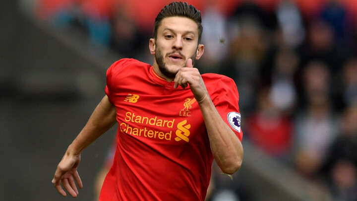 Lallana is England's best player, says Hoddle