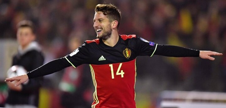 Mertens: I want to stay at Napoli
