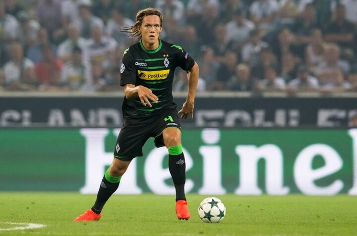 Vestergaard voted Player of the Month for October