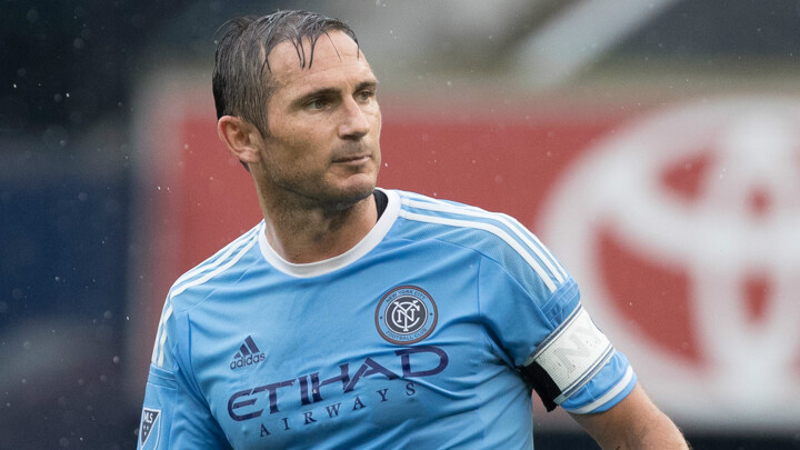 OFFICIAL: Lampard announces New York City departure