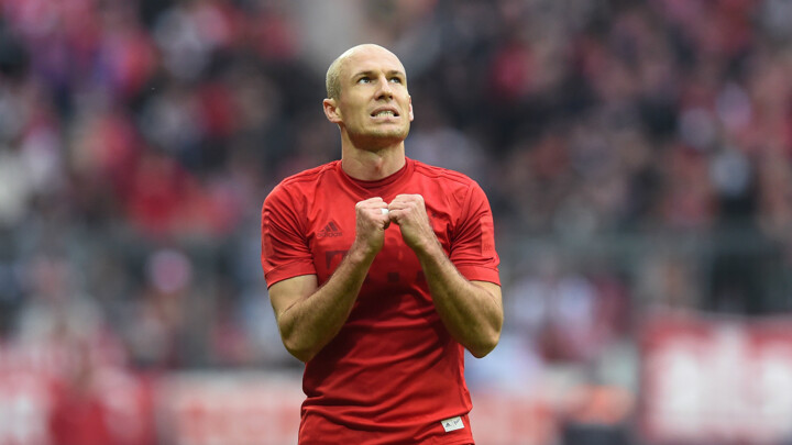 Bayern's Robben fit to face Dortmund
