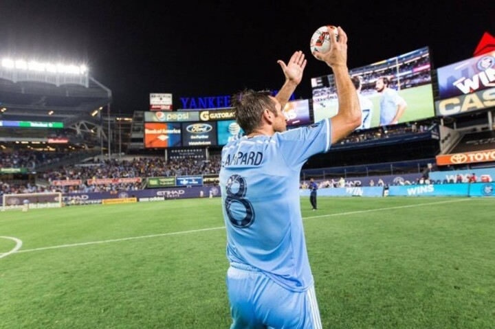 Frank Lampard to call time on playing career