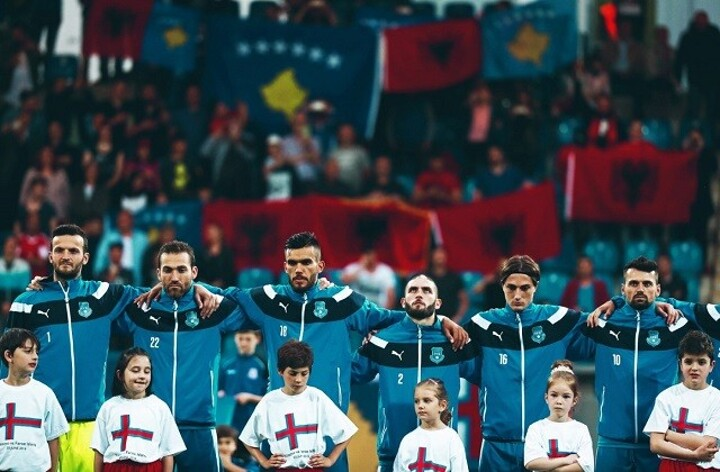 A national team born: The rise of Kosovo