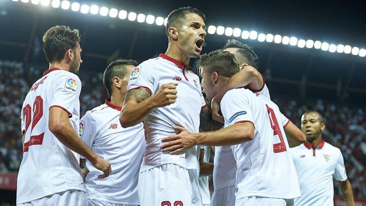 Sevilla winger Vitolo open to Premier League move
