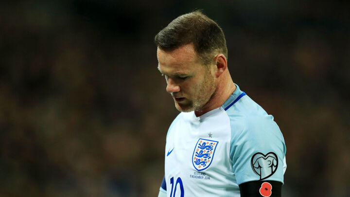 Rooney blasted after night out