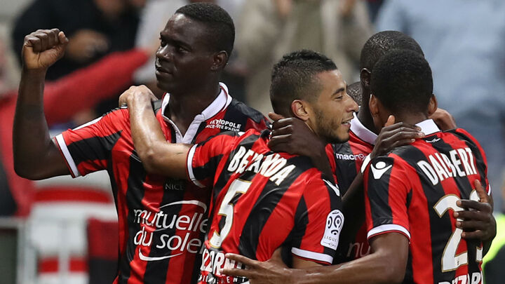 Balotelli: I'll 'fly helicopter over Nice' if we win Ligue 1