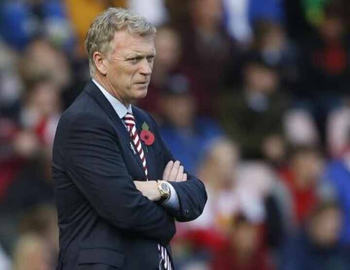 Scotland interested in making David Moyes their next national team manager