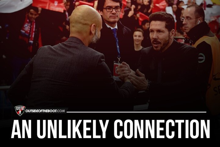 Simeone and Guardiola: An Unlikely Connection
