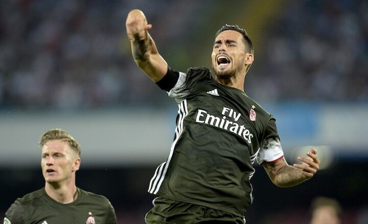 Suso: Milan don't fear Inter