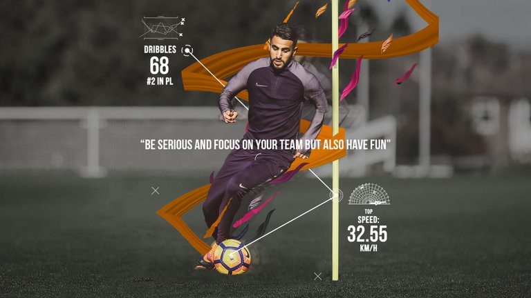 Riyad Mahrez: Method to the Leicester winger's magic — All