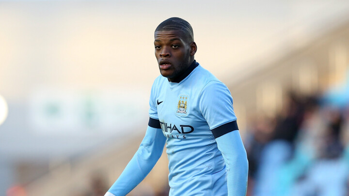 Man City youngster faces trial after driving without a licence