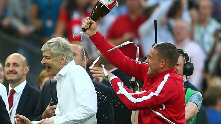 Wenger: Drinking culture not an issue for English football
