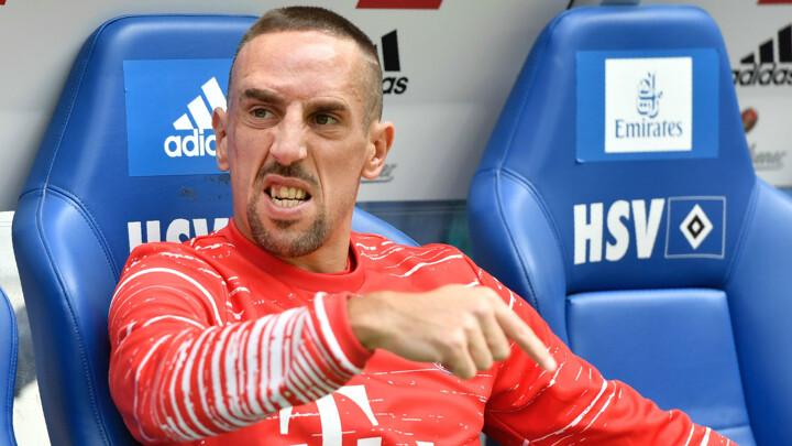 Ribery: I must control temper against Dortmund