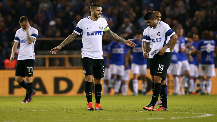 Chinese Civil War: Inter in disarray ahead of Milan derby