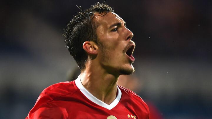 Man City considering Grimaldo move