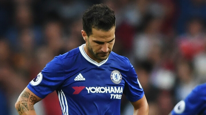 Conte: Fabregas & Oscar are staying at Chelsea
