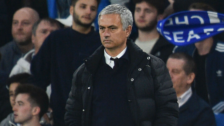 Mourinho vows to make Man Utd champions again… to preserve his own record!