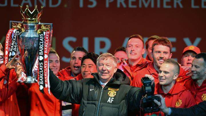 Henry wants Sir Alex & Giggs engraved on Premier League trophy