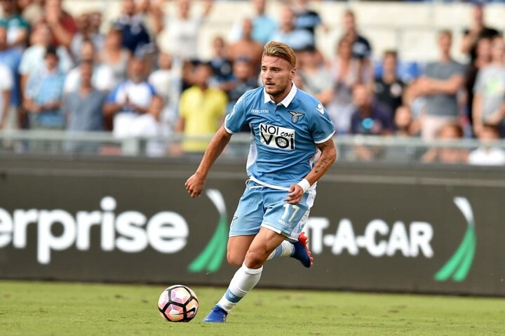 Immobile: Lazio my priority