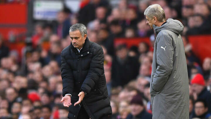 Finally I lost to Arsene! Mourinho takes ANOTHER shot at Wenger