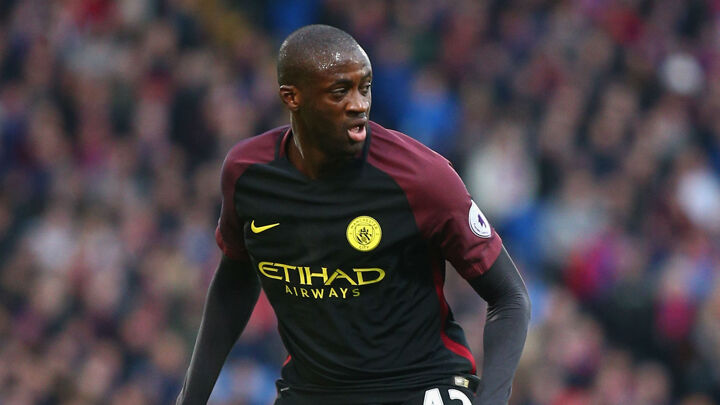 Yaya Toure's Man City comeback is as crazy as it was unexpected