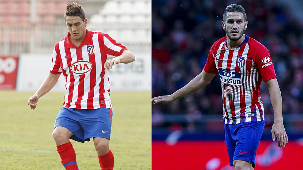 5ff2c01e773 The 30 most promising players in Atletico's academy at the start of ...