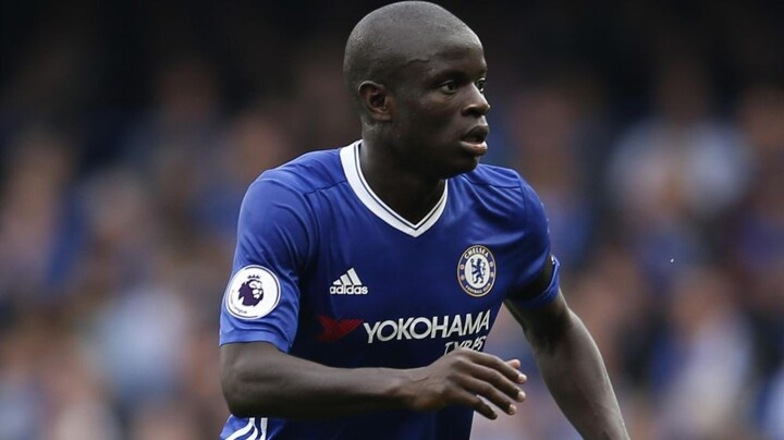 Man of the year N'Golo Kante: an unbroken story of excellence
