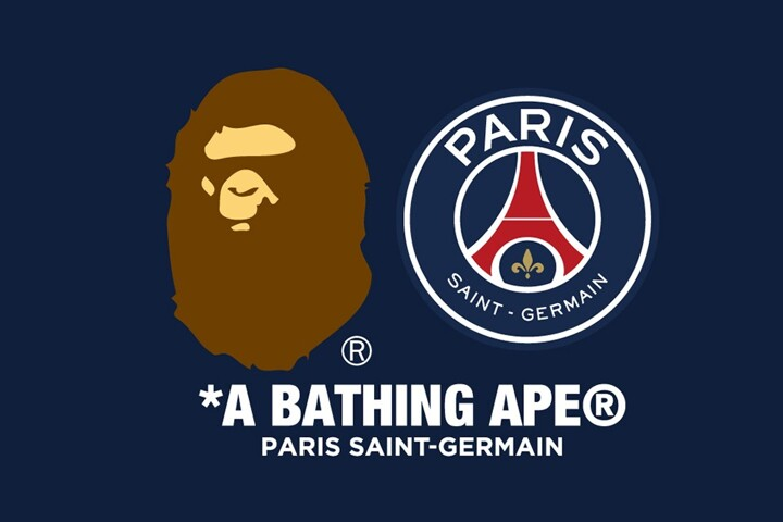 d14c74b3f33a More than a club! Every item from PSG x BAPE capsule collection ...