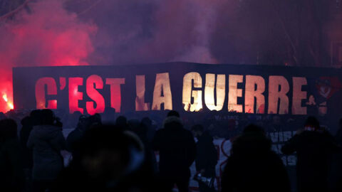 PSG ultras warn Real Madrid that the second leg will be 'a war' 3