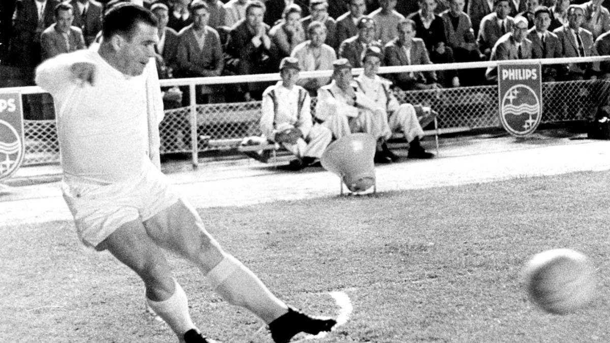 ferenc puskás real madrid