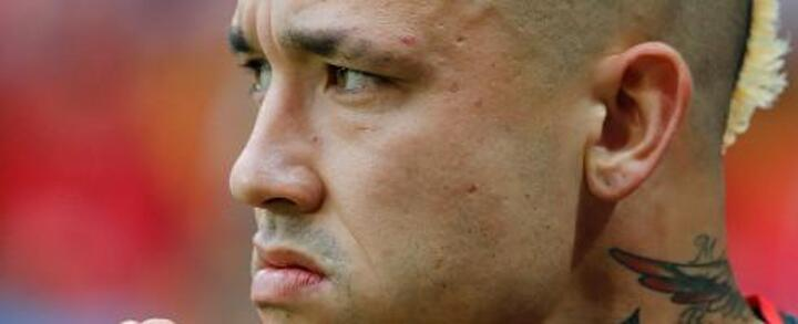 Radja Nainggolan: Roma can beat anyone