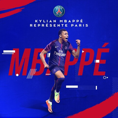 PSG sign Kylian Mbappe on loan with option to buy for reported €180m