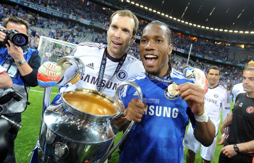 Image result for didier drogba 2009