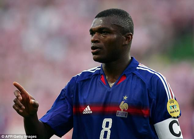 Marcel Desailly names his greatest ever France XI — All Football App