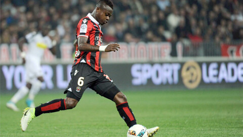 Jean-Michal Seri on Barcelona interest and staying with Nice