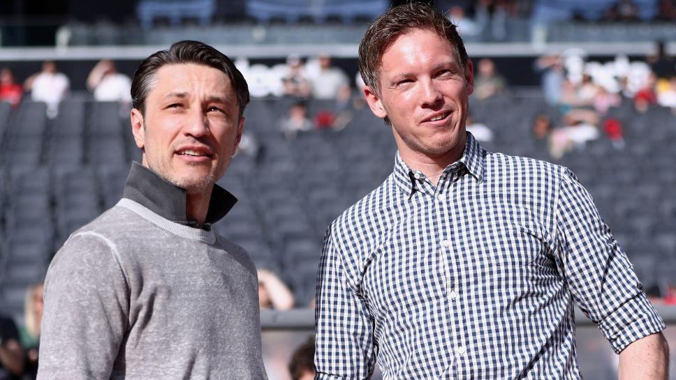 Niko Kovac, Lucien Favre, Julian Nagelsmann and the Bundesliga's ...