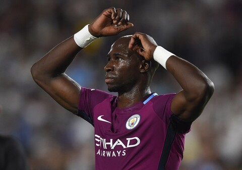 Manchester City defender Mangala pushes for Inter move